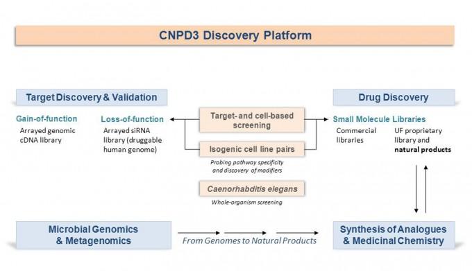 CNPD3 Discovery Platform