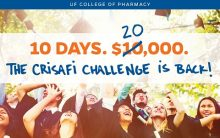 Challenge Accepted: $55,000 raised during Crisafi Challenge