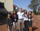 Five pharmacy students represent UF at IPSF World Congress in Zimbabwe