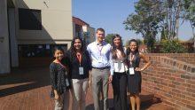 IPSF  World Congress Zimbabwe Students