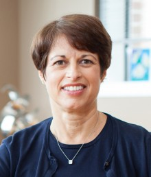 Dean Julie A. Johnson directs the UF Health Personalized Medicine Program.
