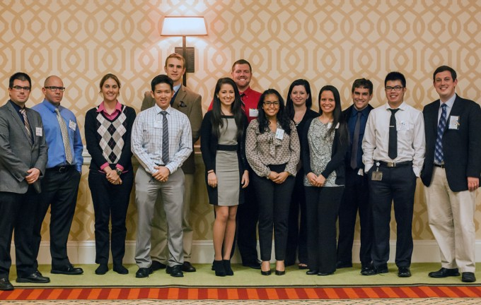 UF student pharmacists attend 2015 FPA Emerging Leaders in Pharmacy Practice Conference