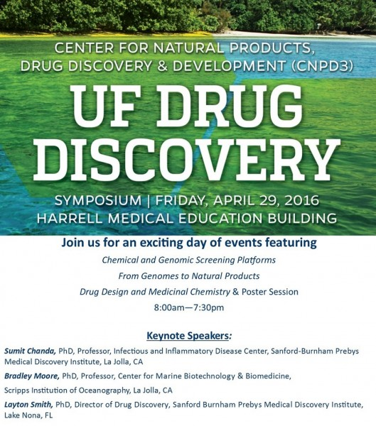 UF Drug Discovery Symposium Flyer_v2