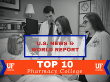 US News and World Report Top 10