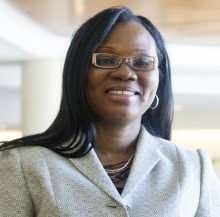 INSIGHT Into Diversity magazine honors Dr. Folakemi Odedina with a 2016 Inspiring Women in STEM Award