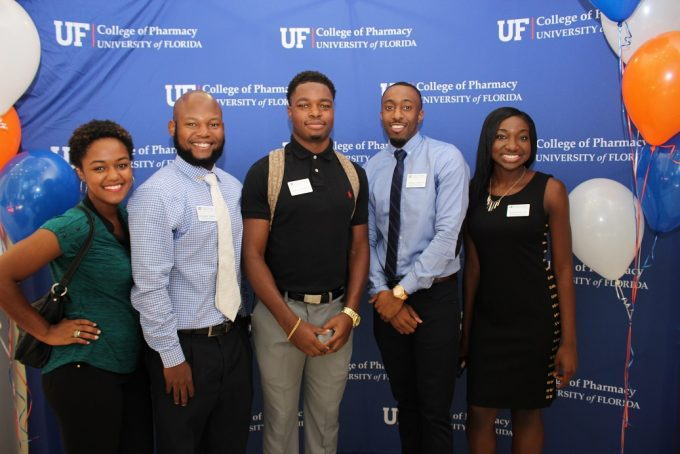 Class of 2020 arrives at the UF College of Pharmacy
