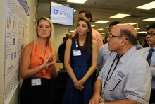 Poster session puts population health into perspective for first-year pharmacy students