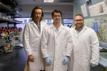 College of Pharmacy researchers develop novel ring distortion strategy to fight diseases