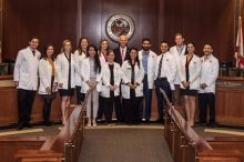 UF College of Pharmacy students converge on Tallahassee for Legislative Days