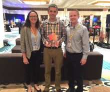 University of Florida wins Salesforce Higher Ed Summit Award