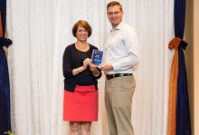 UF Alumni Association recognizes Dr. Jason Karnes with Outstanding Young Alumni Award