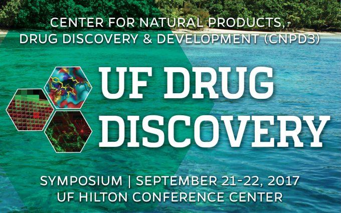 UF Drug Discovery Symposium Logo