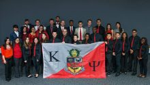 Jacksonville Campus Chapter of Kappa Psi ranked in Top 10 nationally