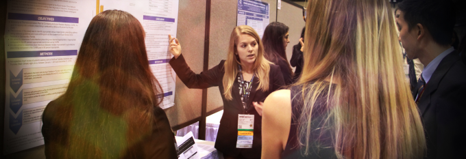 UF ranks in Top 5 for number of student posters presented at ASHP Clinical Midyear Meeting