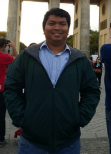 Masteria Putra PhD