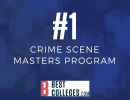 Forensic Science Online program ranked No. 1 in the nation by Bestcolleges.com